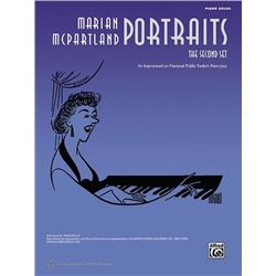 Marian McPartland Portraits -- The Second Set Piano Solos