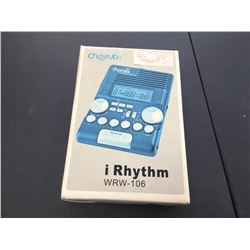 Cherub WRW -106 Guitar Metronome Rhythm Meter For Drummers with Tap Tempo Function