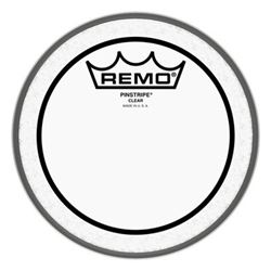 DRUMHEAD 6 REMO PINSTRIPE CLEAR 6 PS-0306-00