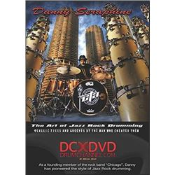 Art of Jazz Rock Drumming  DVD