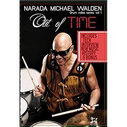 Narada Michael Walden: Out of Time   DVD