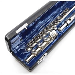 NEW Buffet 870 Open Hole Flute, with case