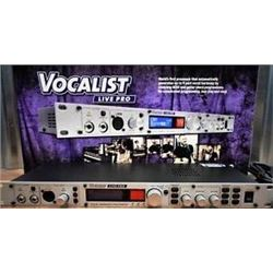 NEW in box DigiTech Vocalist Live Pro