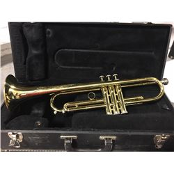 Besson  509 Trumpet with mouthpiece and case