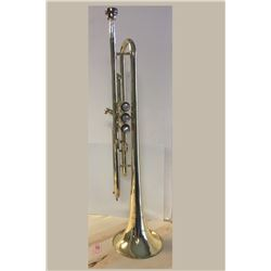 B& H Trumpet with Mouthpiece and Case