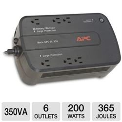 Uninterrupted Power Supply (UPS) APC Back-UPS BE350G-LM