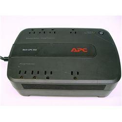 APC Back-UPS 550 Battery Backup & Surge Protector, BE550G