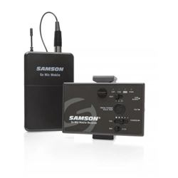 Samson GO MIC Mobile Wireless Lavalier System - NEW - No MICROPHONE IN BOX