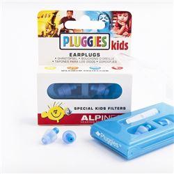 Alpine Pluggies Kids' Swim Earplugs