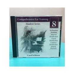 Comprehensive Ear Training CD by Carol Schlosar - Level 8