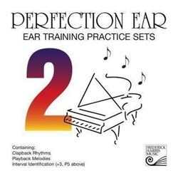 Perfection Ear 2: Ear Training Practice Sets – CD