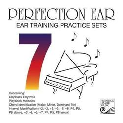 Perfection Ear 7: Ear Training Practice Sets – CD