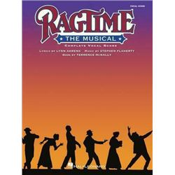 Ragtime the Musical Complete Vocal Score (Stephen Flaherty) Vocal Score