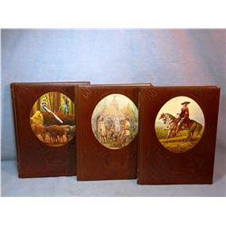 Time Life Old West books set, 26 volumes w/master index, full set