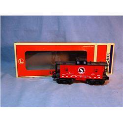 Lionel Great Northern SQ WDW caboose, 6-26543, O gauge, NIB