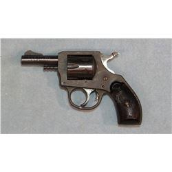 """H & R 622, .22 cal revolver, 2"""" bbl, sn: Z14591, nice condition"""