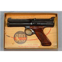 Crossman CO2 pellet pistol, Model 600, semi-auto, w/box