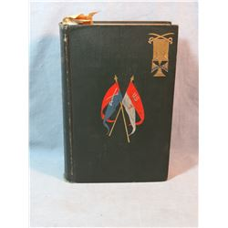 Custer, Elizabeth, Tenting On The Plains, Chas. Webster, publisher, 1889, copywright 1887, very good
