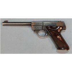 """High Standard Sport King semi-auto pistol, .22LR, 6 3/4"""" bbl, sn: 416451"""