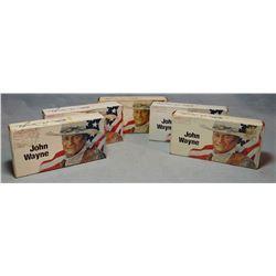 John Wayne Comm. Ammo., 5 boxes, .32 40, new