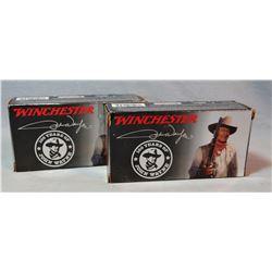John Wayne Comm. Ammo, 2 boxes, .44-40, new