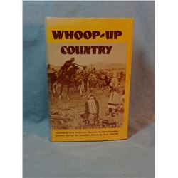 Sharp, Paul F., Whoop-Up Country, 2nd, 1960, signed
