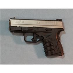 Springfield Armory XPS, 9 x 19 mm, semi auto, holster & clip, sn: XS953328, new in case