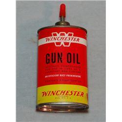 Winchester gun oil can, vintage