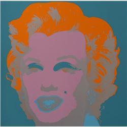 "Andy Warhol- Silk Screen ""Marilyn Monroe 11.29"""