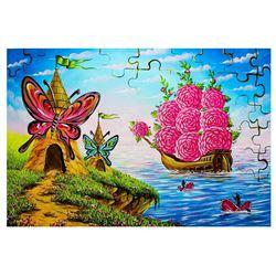 "Eugene Poliarush- Original Oil on Canvas ""Summer Time"""
