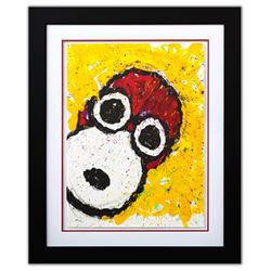 "Tom Everhart- Hand Pulled Original Lithograph ""Summer"""