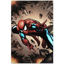 """Marvel Comics """"Amazing Spider-Man Annual #38"""" Numbered Limited Edition Giclee on Canvas by Steve McN"""