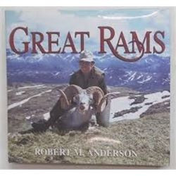Great Rams' Limited Edition signed Volume I, II, III