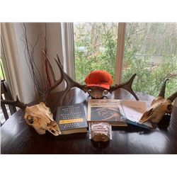 MEAT-EATER Books + Swag