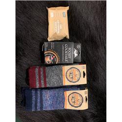 Snowpack Comfort Items