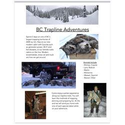 BC Trapline Experience
