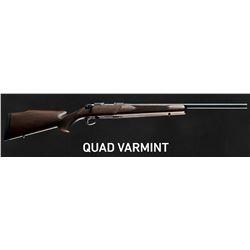 Sako Quad Varmint - 17 HMR