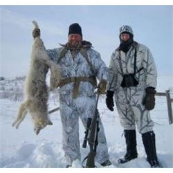 3 day Alberta Coyote Hunt