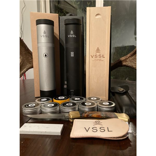Deluxe VSSL Outdoor Utility Tools Package