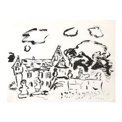 Chateau Olivier, Bordeaux - France by Ensrud Original