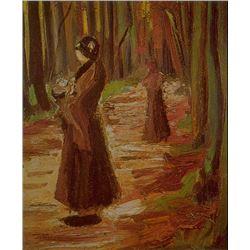 Van Gogh - Two Women