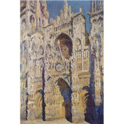 Claude Monet - Cathedral at Rouen