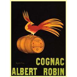 Leonetto Cappiello - Cognac Robin