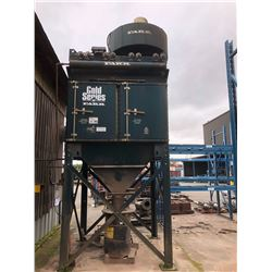 FARR GOLD SERIES DUST COLLECTION SYSTEM INCLUDES ELECTRIC CONTROL MODULE