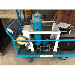 FLUID STREAM MANAGEMENT INC. MOBILE COOLANT RECYCLING SYSTEM