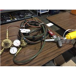 GASTODYN DS8000 INDUSTRIAL THERMAL  SPRAY COOLING SYSTEM WITH HOSE AND GAGES