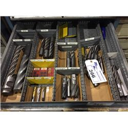 LOT OF ASSORTED MITSUBISHI, ISCAR  ASSORTED TOOLING NITS