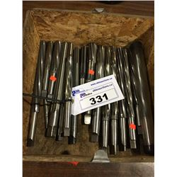 ASSORTED LENGTH & DIAMETER REAMER TOOL BITS