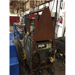 MILLER GOLDSTAR 60055 CONSTANT CURRENT DC ARC WELDING POWER SOURCE