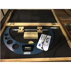"""FOWLER  13"""" MICROMETER WITH CASE"""